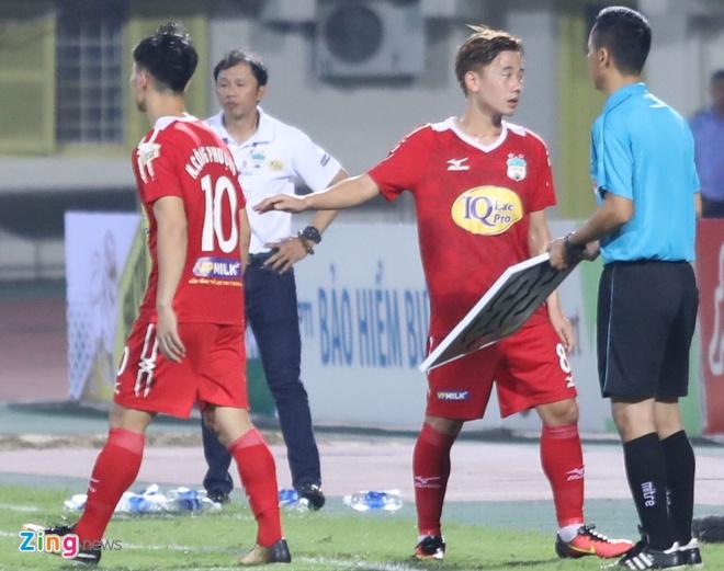 CLB Ha Noi 1-1 HAGL: Kich tinh va hap dan tren san Hang Day hinh anh 24