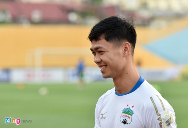 CLB Ha Noi 1-1 HAGL: Kich tinh va hap dan tren san Hang Day hinh anh 10