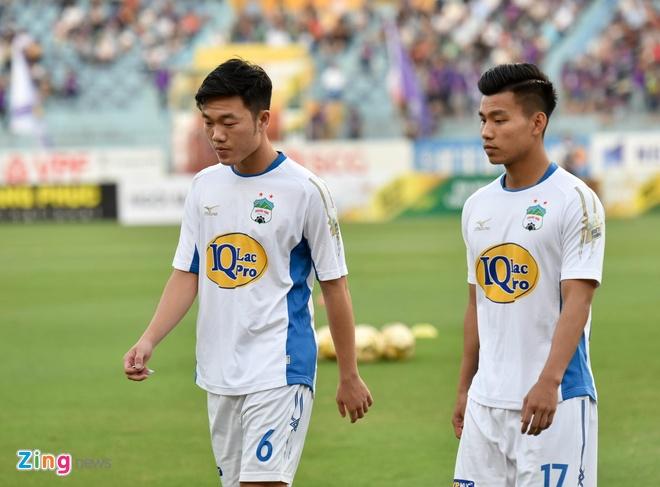CLB Ha Noi 1-1 HAGL: Kich tinh va hap dan tren san Hang Day hinh anh 11