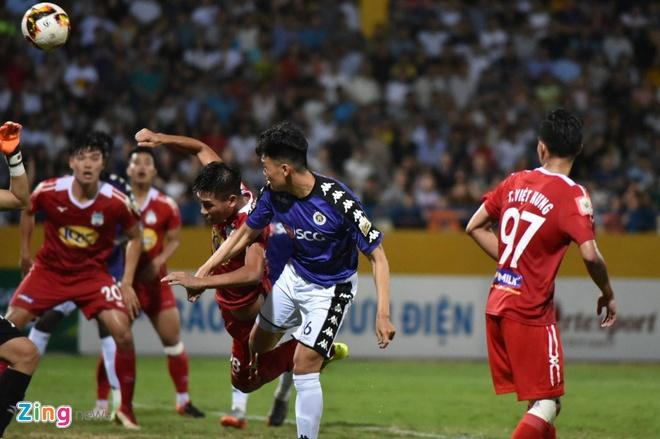 CLB Ha Noi 1-1 HAGL: Kich tinh va hap dan tren san Hang Day hinh anh 26
