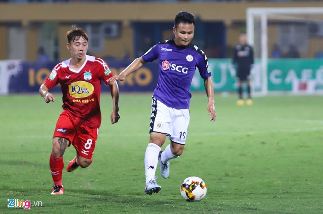 CLB Ha Noi 1-1 HAGL: Kich tinh va hap dan tren san Hang Day hinh anh 14