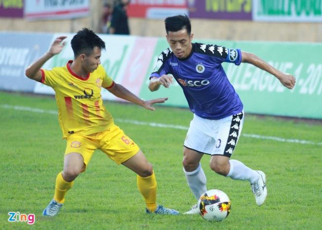 CDV Ha Noi an mung khi doi nha tiep tuc bat bai o V.League 2018 hinh anh 23