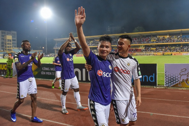 CDV Ha Noi an mung khi doi nha tiep tuc bat bai o V.League 2018 hinh anh 13