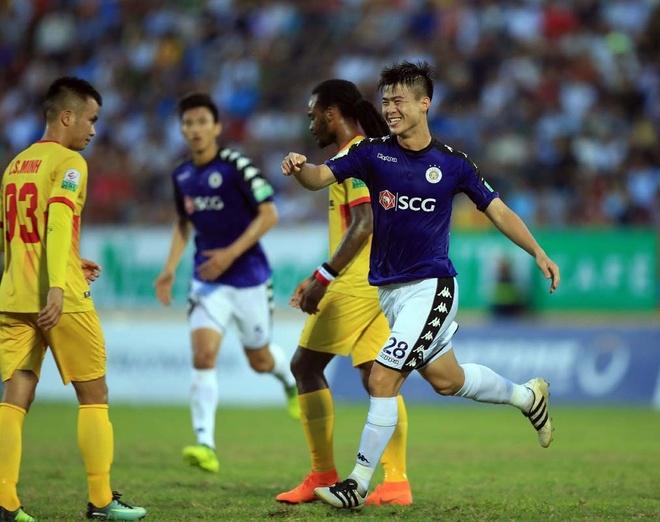 CLB Ha Noi 4-3 CLB Thanh Hoa: Man ruot duoi nghet tho hinh anh 10