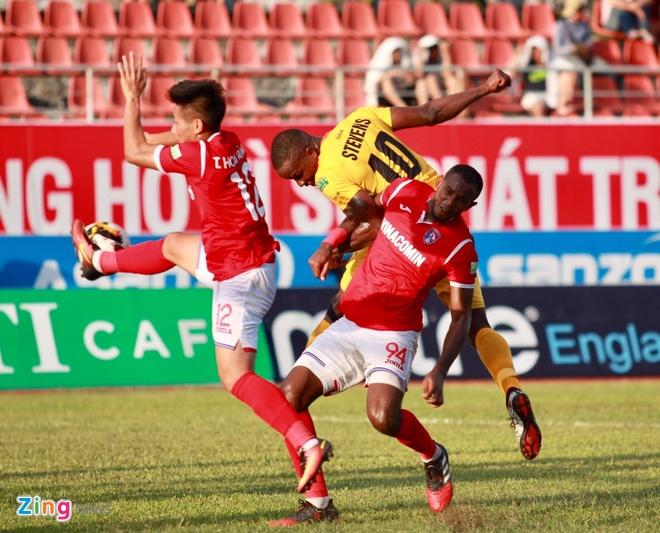 CLB Hai Phong vs CLB Quang Ninh anh 13