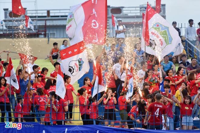 CLB Hai Phong vs CLB Quang Ninh anh 21