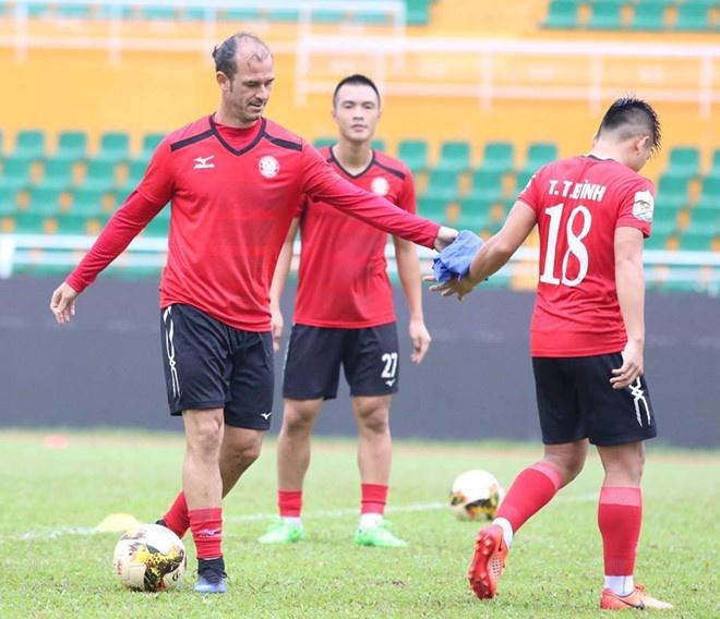 CLB Hai Phong vs CLB Quang Ninh anh 6