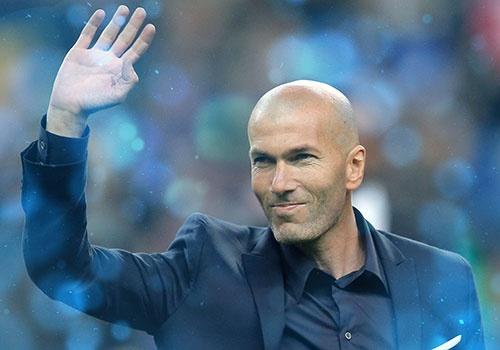 Zidane: Khi chia tay cung co the la nghe thuat hinh anh