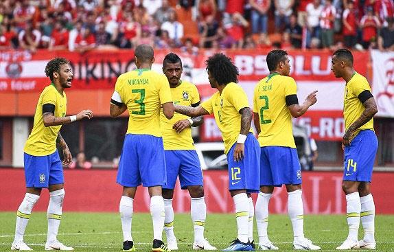 DT Ao 0-3 Brazil: Neymar 'xau kim' ghi ban dep mat hinh anh 24