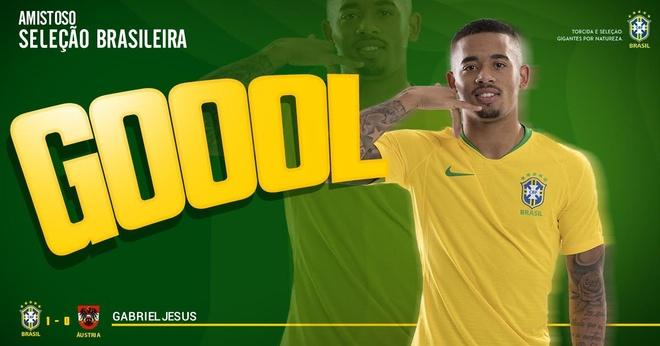 DT Ao 0-3 Brazil: Neymar 'xau kim' ghi ban dep mat hinh anh 20
