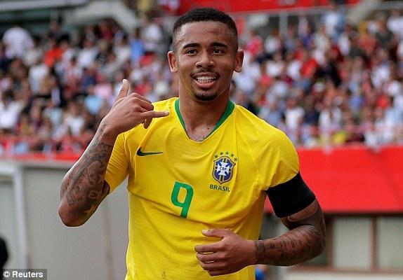 DT Ao 0-3 Brazil: Neymar 'xau kim' ghi ban dep mat hinh anh 22