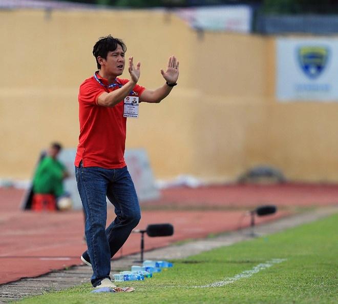 CLB Ha Noi thang doi Quang Ninh 4-1, HAGL thua nguoc CLB Quang Nam 2-3 hinh anh 5