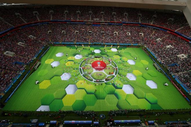 Le khai mac World Cup: Casillas ruoc cup vang, Ro 'beo' cuoi rang ro hinh anh 41