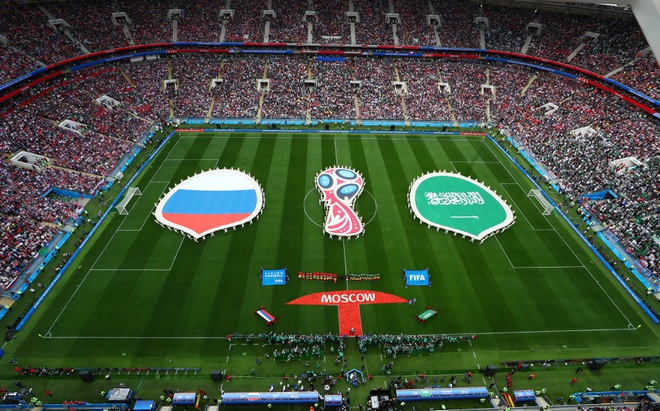Le khai mac World Cup: Casillas ruoc cup vang, Ro 'beo' cuoi rang ro hinh anh 44