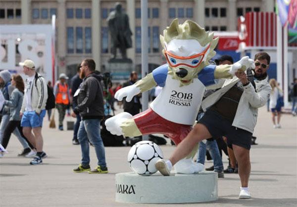 Le khai mac World Cup: Casillas ruoc cup vang, Ro 'beo' cuoi rang ro hinh anh 18