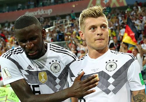 Den dia nguc va tro lai, hanh trinh World Cup cua Duc gio moi bat dau hinh anh