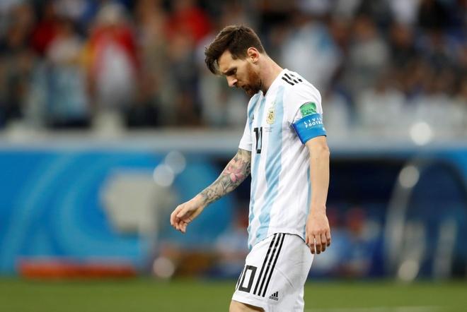 Argentina thua thi co gi phai nghiem trong hinh anh 1