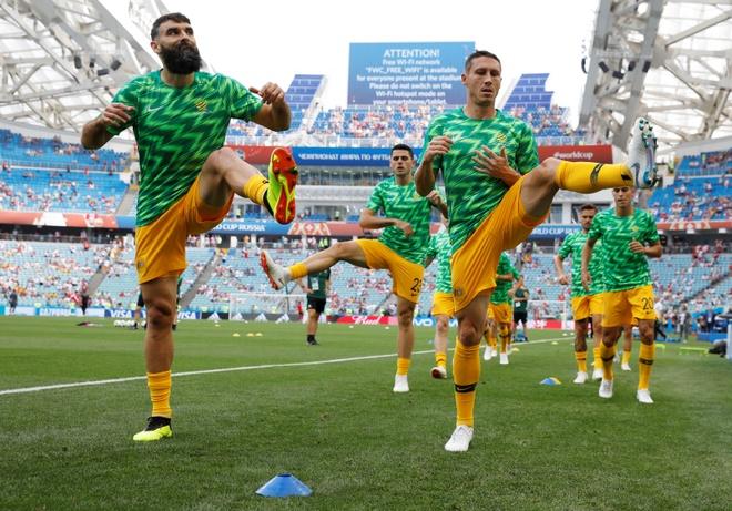Australia vs Peru (0-2): Chien thang lich su sau 36 nam hinh anh 11