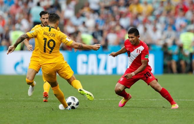 Australia vs Peru (0-2): Chien thang lich su sau 36 nam hinh anh 15