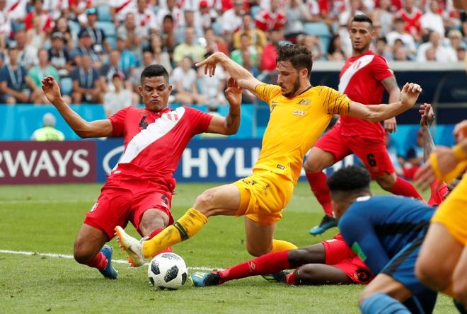 Australia vs Peru (0-2): Chien thang lich su sau 36 nam hinh anh 22
