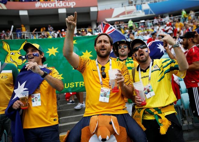 Australia vs Peru (0-2): Chien thang lich su sau 36 nam hinh anh 12