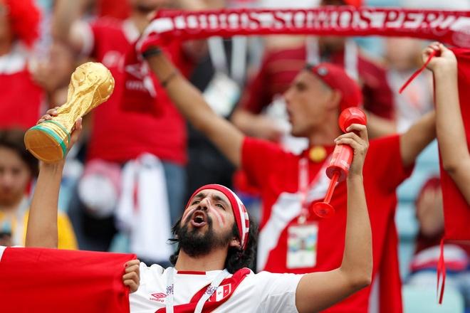 Australia vs Peru (0-2): Chien thang lich su sau 36 nam hinh anh 14