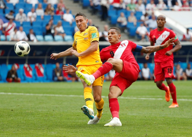 Australia vs Peru (0-2): Chien thang lich su sau 36 nam hinh anh 26