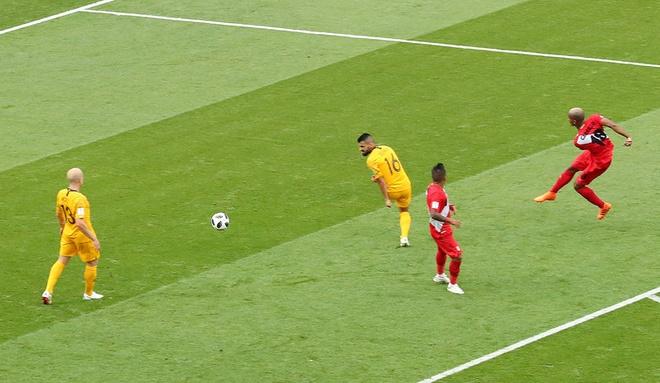 Australia vs Peru (0-2): Chien thang lich su sau 36 nam hinh anh 18