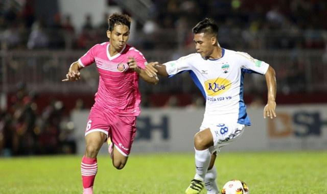 HAGL vs CLB Quang Ninh (4-0): Cong Phuong da phat, Van Toan ghi cu dup hinh anh 6