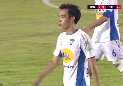 HAGL vs CLB Quang Ninh (4-0): Cong Phuong da phat, Van Toan ghi cu dup hinh anh 15