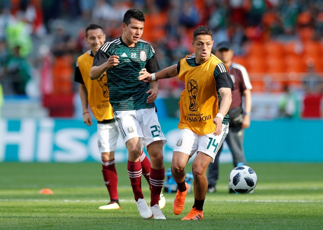 Mexico vs Thuy Dien (0-3): Chien thang tung bung hinh anh 20