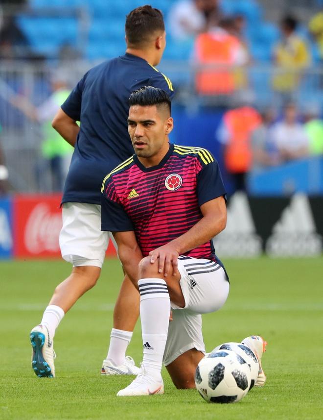 Senegal vs Colombia (0-1): Falcao va dong doi vao vong knock-out hinh anh 15