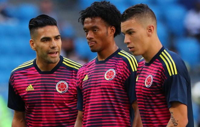 Senegal vs Colombia (0-1): Falcao va dong doi vao vong knock-out hinh anh 16