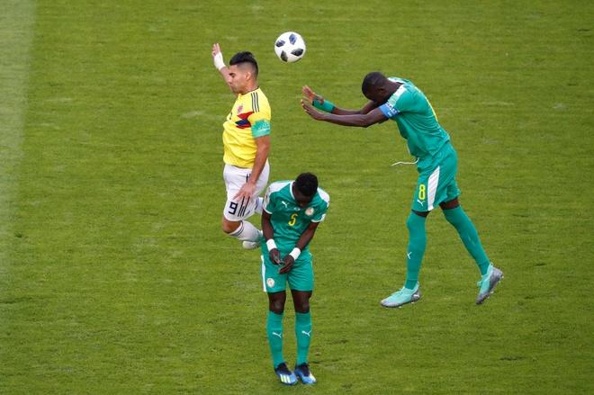 Senegal vs Colombia (0-1): Falcao va dong doi vao vong knock-out hinh anh 20
