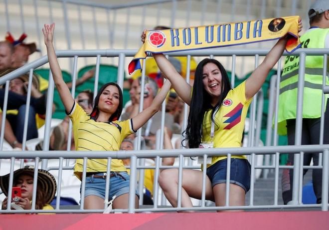 Senegal vs Colombia (0-1): Falcao va dong doi vao vong knock-out hinh anh 12