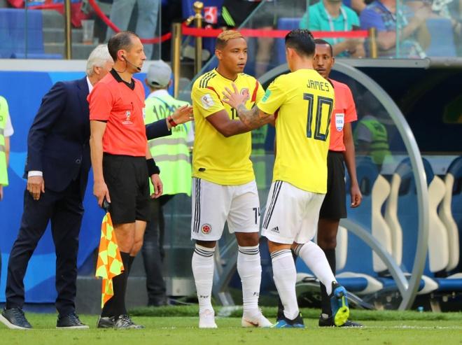 Senegal vs Colombia (0-1): Falcao va dong doi vao vong knock-out hinh anh 26
