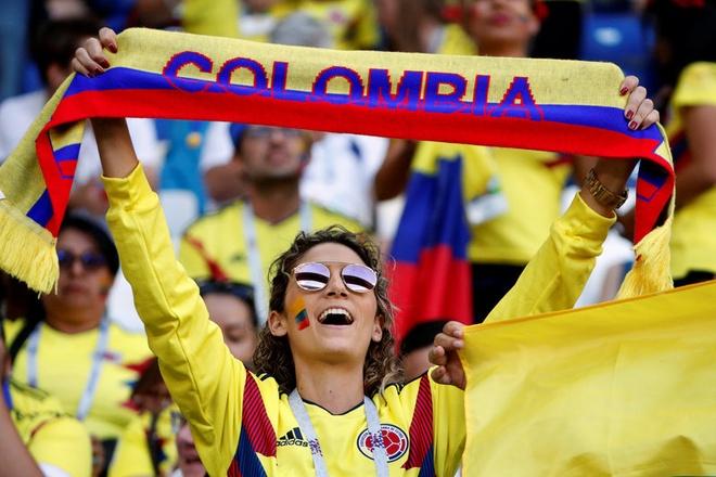 Senegal vs Colombia (0-1): Falcao va dong doi vao vong knock-out hinh anh 17