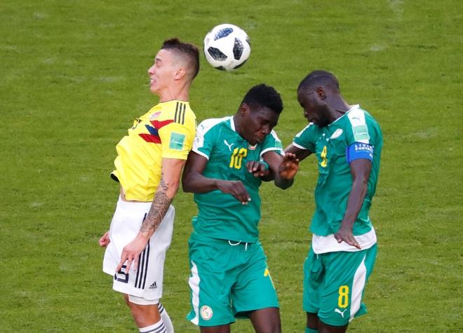 Senegal vs Colombia (0-1): Falcao va dong doi vao vong knock-out hinh anh 30