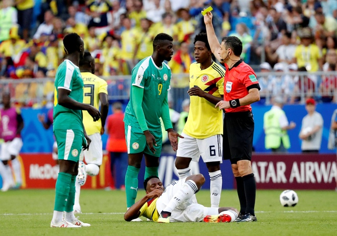 Senegal vs Colombia (0-1): Falcao va dong doi vao vong knock-out hinh anh 33
