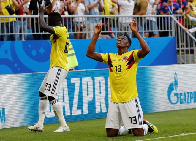 Senegal vs Colombia (0-1): Falcao va dong doi vao vong knock-out hinh anh 38