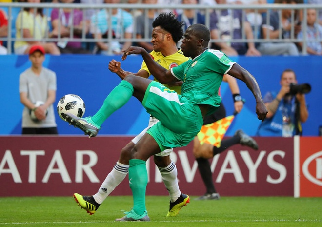 Senegal vs Colombia (0-1): Falcao va dong doi vao vong knock-out hinh anh 31