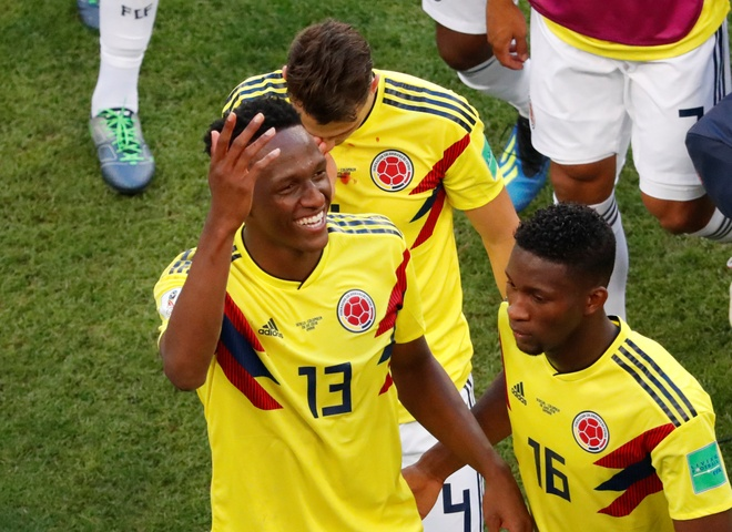 Senegal vs Colombia (0-1): Falcao va dong doi vao vong knock-out hinh anh 39