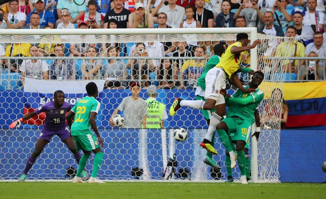 Senegal vs Colombia (0-1): Falcao va dong doi vao vong knock-out hinh anh 36