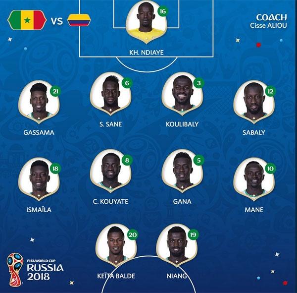 Senegal vs Colombia (0-1): Falcao va dong doi vao vong knock-out hinh anh 11