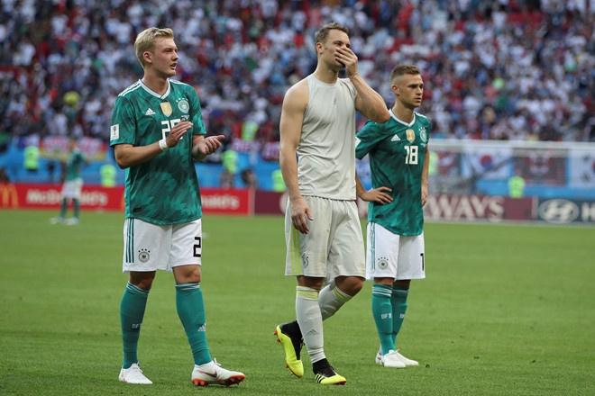 World Cup ngay 2/7: HLV Brazil 'doa' Mexico truoc dai chien hinh anh 139