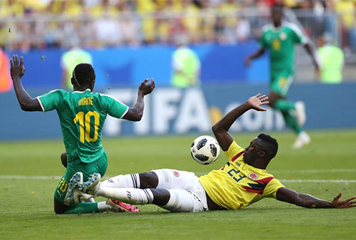 Senegal vs Colombia (0-1): Falcao va dong doi vao vong knock-out hinh anh 25