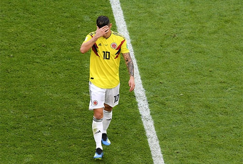 Senegal vs Colombia (0-1): Falcao va dong doi vao vong knock-out hinh anh 29