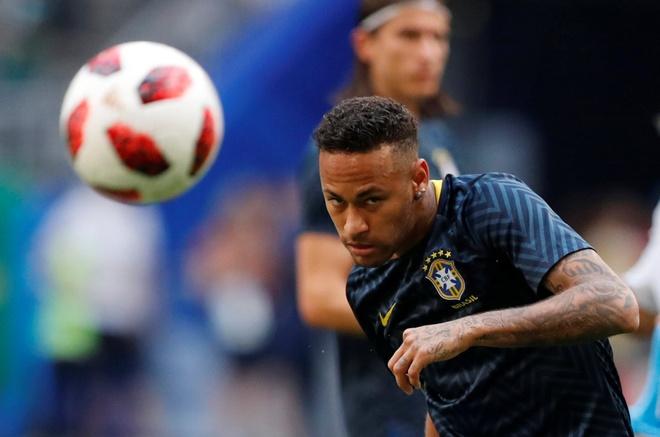 Neymar ghi ban va kien tao, Brazil vao tu ket World Cup hinh anh 21