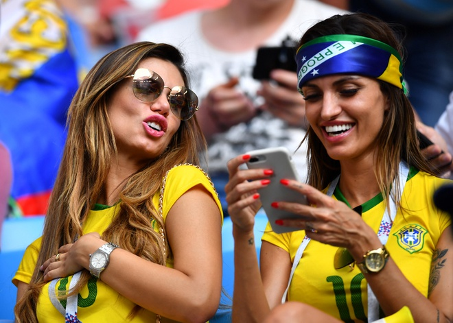 Neymar ghi ban va kien tao, Brazil vao tu ket World Cup hinh anh 23