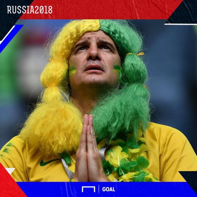 Neymar ghi ban va kien tao, Brazil vao tu ket World Cup hinh anh 27